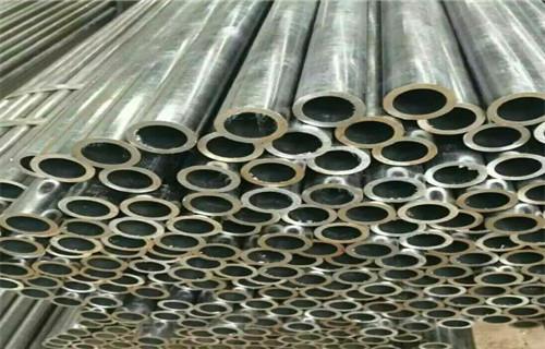 上饶16mn/Q345B厚壁精轧无缝钢管多少钱一吨