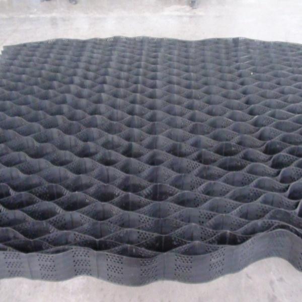 上饶单向土工格栅国标GB/T17689-2008厂家直销