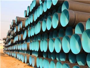 德州鋼帶增強雙壁波紋管下單有驚喜
