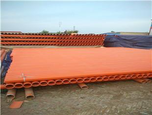 懷化聚丙烯pvc電力管管材價格