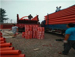 晉中批發銷售200cpvc電力管廠家
