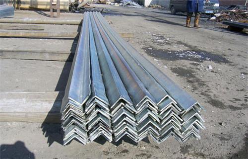 上饶Q235B角钢专业生产供应商