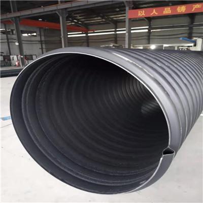 遂寧:鋼帶增強波紋管生產線較多