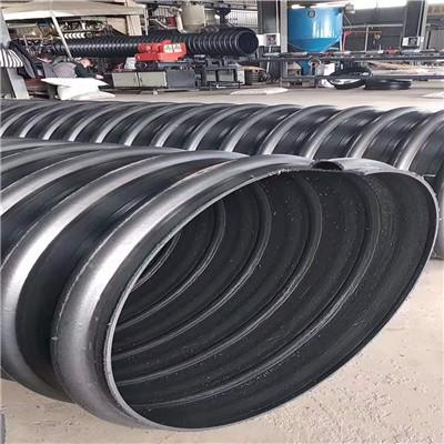 廣安:鋼帶增強聚乙烯波紋管歡迎來廠考察訂購