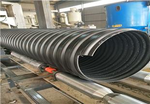 赤峰钢带增强螺旋波纹管厂家直销
