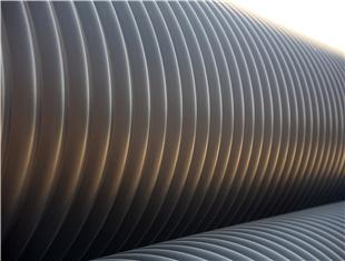 东营钢带增强螺旋波纹管厂家直销
