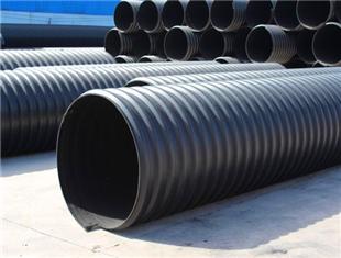 扬州钢带增强螺旋波纹管单价
