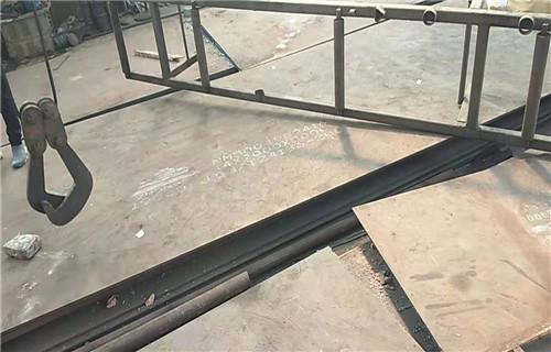扬州NM400耐磨钢板可运送