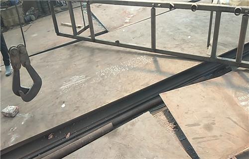 扬州NM550高锰耐磨钢板厂家电话