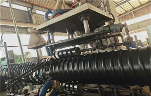 怀化钢带增强聚乙烯螺旋波纹管使用方法以及护养细节